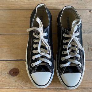 Classic Black Converse